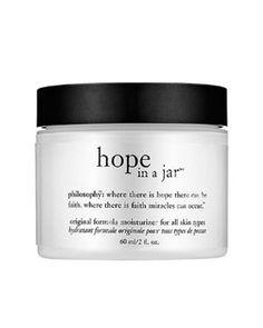 HOPE IN A JAR FOR DRY SKIN 60ML