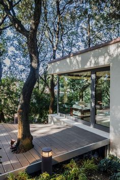 Casa nel Bosco preserved nature - Home Decorating Trends - Homedit Sell Your House Fast, Selling Your House, House In Nature, House In The Woods, Modern Architecture House, Architecture Design, Sustainable Architecture, Residential Architecture, Forest House