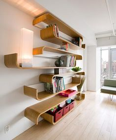 Single Speed Design make a different shelving system design, its flexible, playful, functional and allows multiple configuration and uses
