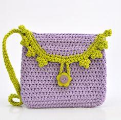 Cute purse for a fashion conscious little girl. ༺✿ƬⱤღ✿༻