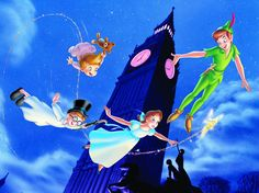 """I got: """"All it takes is faith, trust, and a little bit of pixie dust.""""! Which Quote from a Disney Movie Should Be Your Life's Motto?"""
