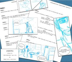 The 8-step guide to creating and publishing your own comic book   Comics   Creative Bloq