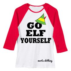 Go Elf Yourself! (Adult) #Elf