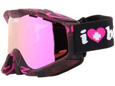 Spy Optic Zed '12 Snow Bunnies, Bunny, Spy, Breast Cancer, Free Shipping, Chic, Shabby Chic, Hare, Rabbit