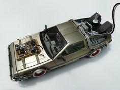 DeLorean 640GB USB Hard Drive // Want.