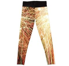 Leggings with bright fireworks pattern http://www.redbubble.com/people/siwabudda/works/22143269-bright-fireworks
