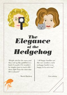 Elegance Of The Hedgehog Pdf