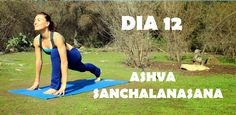 Elena Malova: Día 12 - Ashva Sanchalanasana Yoga Challenge #malovayogachallenge1