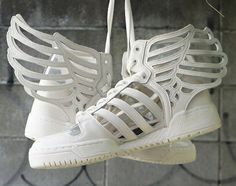 outlet store a942b b10a8 adidas Originals by Jeremy Scott – JS Wings 2.0 Cut Out   First Look
