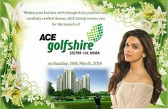 ACE Golf Shire Noida Expressway is the Real Estate project of Delhi NCR which provides you the complete facilities of luxury Life Style in affordable price. Special offer on 3&4 Bhk Residential flats.http://www.acegolfshire.in