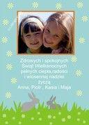 Kartka wielkanocna / Easter Photo card