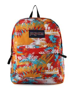 Superbreak Shore Break Backpack by JanSport.