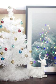 Новогодний декор комнаты, как украсить дом к Новому году, новогодний интерьер, идеи своими руками на новый год, декор интерьера, праздничный декор, новогоднее оформление интерьера, свечи, олени, christmas ideas, christmas decor, christmas decorations, interior, candles