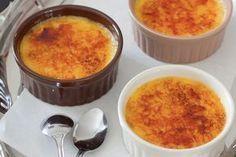 Crème brûlée à la vanille weight watchers, une recette de crème aux oeufs légère, facile et simple à réaliser chez vous pour un dessert.