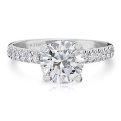 Forever One & Genuine Diamonds Engagement by PristineCustomRings