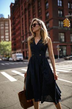 DAY 17: Everyday Work Dress   MEMORANDUM   NYC Fashion & Lifestyle Blog for the Working Girl
