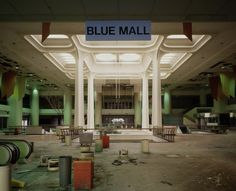 Cinderella City Mall, Denver, Colorado, 1998 – Ron Pollard
