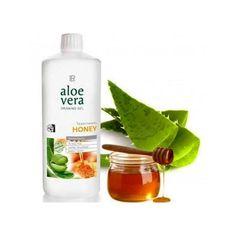 Aloe Vera Honey - Drinking Gel; dall'antica ricetta di Padre Romano Zago LR World ha ricavato il prodotto più venduto di sempre. Il 90% di puro Gel di Aloe Vera e 9% di Miele Millefiori fanno di Aloe Vera Honey un Successo Mondiale. 1000 ML Dose Giornaliera Consigliata: 30 ML per 3 volte al giorno