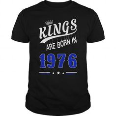 1976 Kings are born in