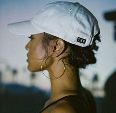 TxKCollection by Karrueche Tran Hat Hairstyles, Summer Hairstyles, Hairstyle Ideas, Kylie Jenner Look, Karrueche Tran, Thing 1, Look Fashion, Style Me, Celeb Style