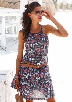Платье цвет: с рисунком арт: 638883263 купить в Интернет магазине Quelle за 2299.00 руб - с доставкой по Москве и России