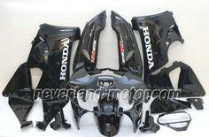 Carenado de ABS de Honda CBR900RR 919 1998-1999 - Negro