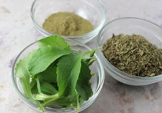 There are several ways to make your liquid stevia, which can be used by the drops or dropper-full in drinks and recipes. To create these solutions you can basically choose between three different solvents or combinations of all three:      alcohol     pure water     glycerine  These substances will dissolve the plant material or powder and hold it in suspension. Below we have several recipes on how to make stevia extract using these assorted menstruums utilizing either fresh stevia, dried…