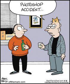 Off the Mark Comic Strip, March 31, 2015 on GoComics.com