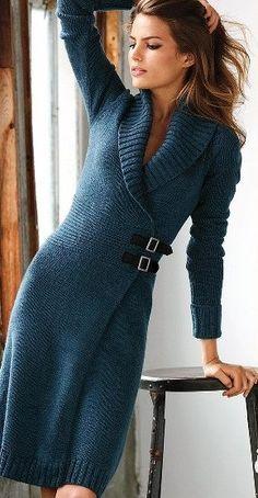 28d57cf68753eb VICTORIA'S SECRET SWETROWA SUKIENKA Knitting Dress Pattern, Knit Wrap  Pattern, Knit Cardigan Pattern,
