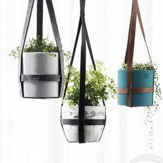 Felt Plant Hanger | Forage & Find Co.