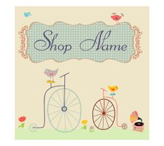 Premade Etsy Shop Set Banners and Avatars by BannerDesignShop, $14.99