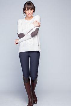 Asmar Equestrian Boyfriend Sweaters