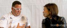 Stark Insider Interview: Chef Graham Elliot at Pebble Beach Food & Wine X (Video) Wine Recipes, Food Network Recipes, Graham Elliot, California Food, Beach Meals, Video X, Pebble Beach, Interview