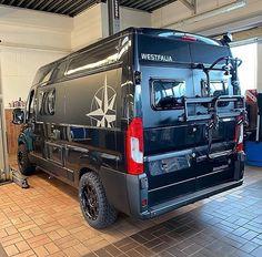 Vans Top, 4x4 Van, Fiat Ducato, Campervan, Recreational Vehicles, Black And Grey, Exterior, Adventure, Rock