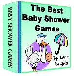 The best baby shower games on the internet. Print them and use them and have FUN!