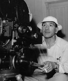"Yasujiro Ozu was born in the old Fukagawa district of Tokyo, to a fertilizer merchant, in 1903... He died of cancer in 1963. ""I formulated my own directing style in my own head, proceeding without any unnecessary imitation of others… For me there was no such thing as a teacher. I have relied entirely on my own strength."""