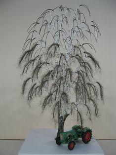 Bäume basteln leicht gemacht - Seite 3 - Anlagenbau 2: Ausgestaltung - Spur Null Magazin Forum
