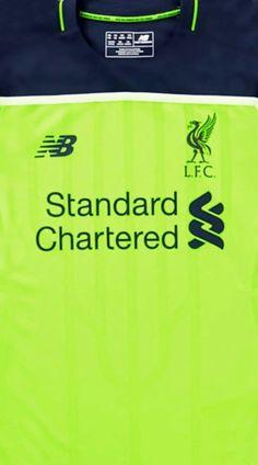 LFC Third Kit 2016-17