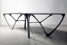 3 Amazing Tables for Modern Interior Design from Joris Laarman