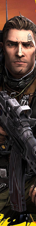 Borderlands 2 - Axton The Commando