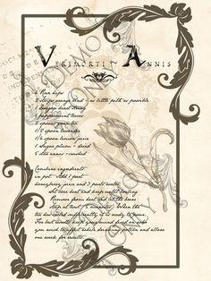 Verimortis Annis page