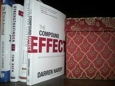 #RT http://www.williamotoole.com/facebookgroups  #12 The Compound Effect by Darren Hardy
