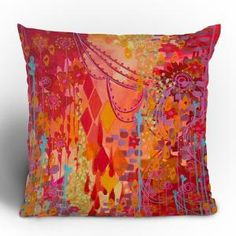 DENY Designs Home Accessories | Stephanie Corfee In My Heart Throw Pillow