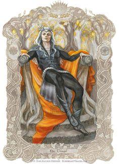 Elu Thingol by Soni Alcorn Hender