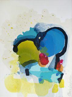 """Saatchi Online Artist Claire Desjardins; Painting, """"As If"""" #art"""