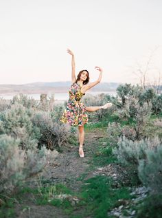 A tiny dancer, with some not so tiny dance moves! Photo by @sarahkc11  at Ginkgo State Park in Vantage, Washington!  #contax645 #portra800 #ginkgostatepark #washington #photovisioinprints #sp3000 @hulagurl @pacificnorthwestballet @kodakprofilm @kodak_photo