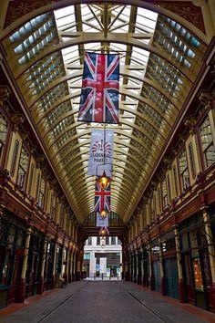 ✯ Leadenhall Market London