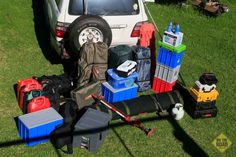 Getting Ready for the Canning Stock Route - On The Road  #Australia #Canning…