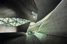Guangzhou Opera House, China - Zaha Hadid's designs to visit around the world