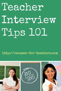 Teacher Interview Tips 101. Find many interview tips including teacher interview questions and answers, confidence building techniques, job search etiquette, and effective follow up. #interview #tips #teacher Interview Tips For Teachers, Teacher Interview Questions, Job Interview Answers, Teaching Interview, Job Interview Preparation, Teacher Interviews, Jobs For Teachers, Teaching Jobs, Teacher Tips